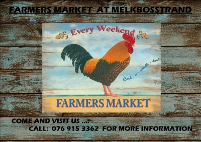Farmers Market in Melkbosstrand