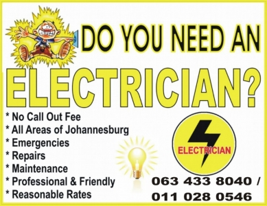 Do You Need An Electrician?