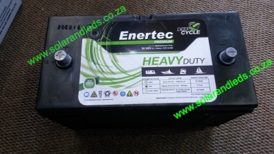 Deep Cycle Battery 105AH