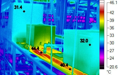 Delta Thermal Infrared Inspections & Imaging