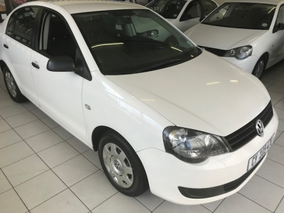 2010 Volkswagen Polo Sedan - No Credit Checks!