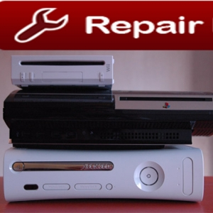 CONSOLE REPAIR SERVICE - Xbox 360,PS2,PS3,Wii,PSP