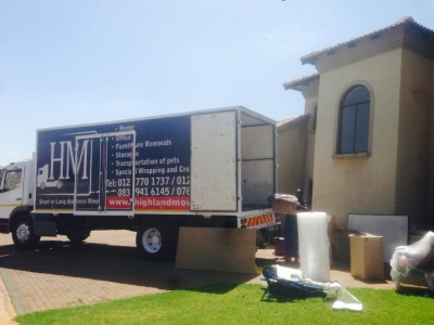 Highland Movers Furniture Removal and Storage