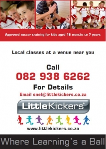 Little Kickers Boksburg